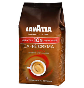 Lavazza             Caffè Crema Classico ganze Bohnen 1100 g