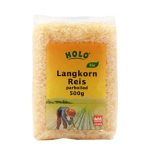 Holo - Parboiled Langkornreis bio 500g