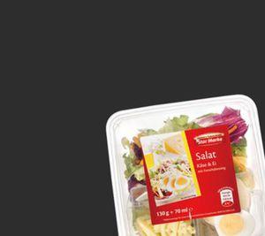 Star Marke Salat Käse & Ei