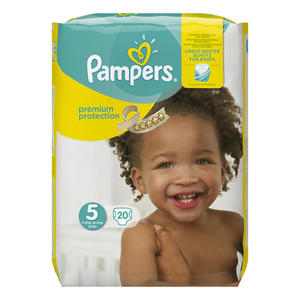 Pampers Premium Protection Junior Windeln