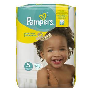 Pampers Premium Protection Junior Windeln