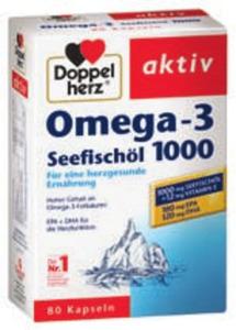 Doppelherz Seefischöl Omega-3