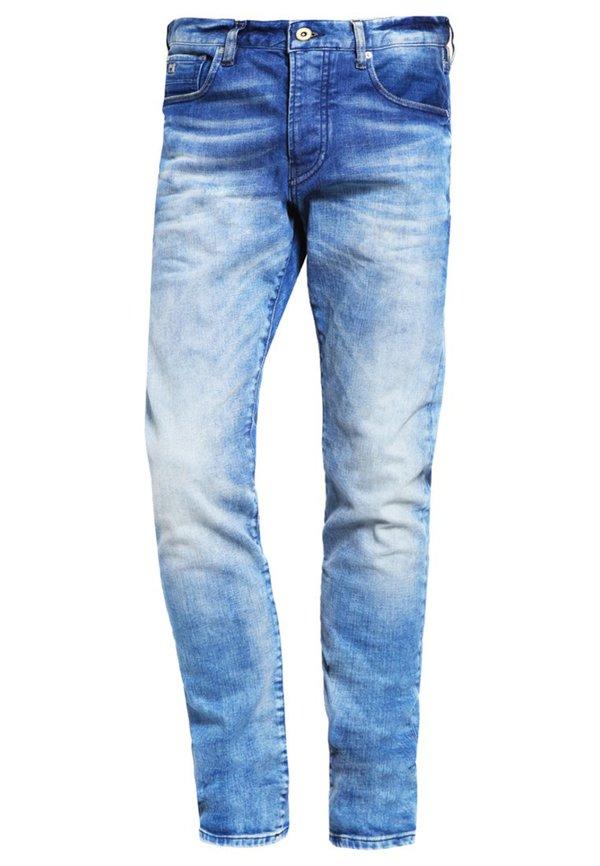 scotch soda ralston jeans slim fit denim blue von. Black Bedroom Furniture Sets. Home Design Ideas