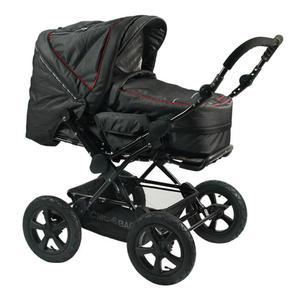 Chic 4 Baby Kombi-Kinderwagen ´´Viva´´, jeans black