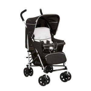 Hauck Buggy ´´Sprint´´, white/caviar