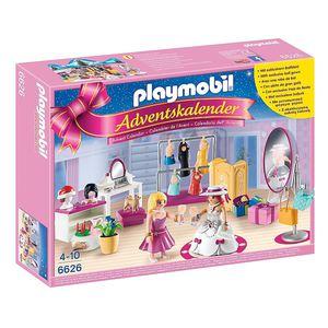 Playmobil Adventskalender Ankleidespaß 6626