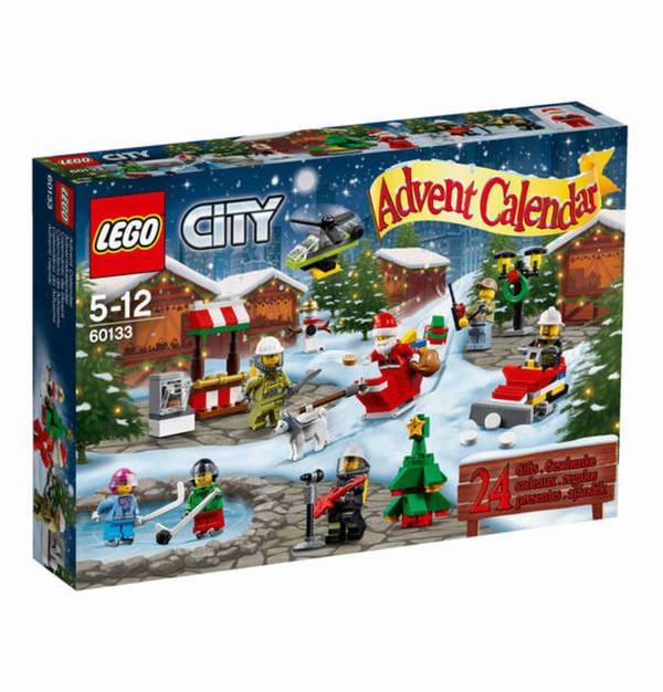 Lego Adventskalender City 60133 Von Galeria Kaufhof Ansehen