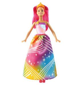 BARBIE             Puppe Regenbogenlicht-Prinzessin