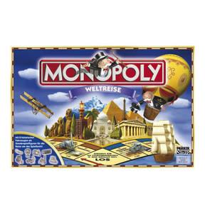 Hasbro             Monopoly Weltreise