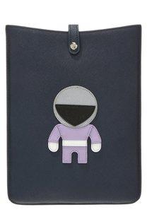 MAX&Co. ABSIDE Notebooktasche blue