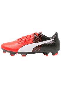 Puma EVOPOWER 1.3 FG Fußballschuh Nocken red blast/white/black