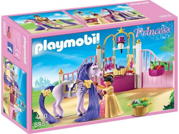 PLAYMOBIL® 6855 Königlicher Pferdestall