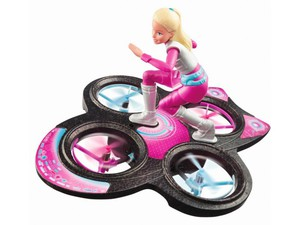 Barbie RC Hoverboard