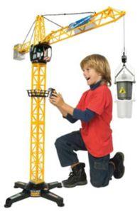 ´´Giant Crane´´ - Riesenkran mit Kabelsteuerung