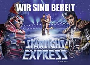 3 Sterne  STARLIGHT EXPRESS & TRYP Bochum-Wattenscheid Hotel