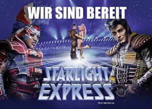STARLIGHT EXPRESS & acora Hotel und Wohnen Bochum 3,5 Sterne