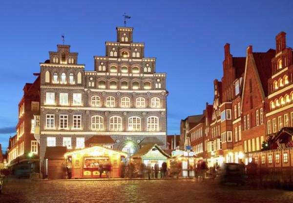 Hotel Hamburg  Sterne Alster