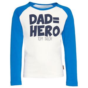 Langarm-Shirt mit süßem Spruch