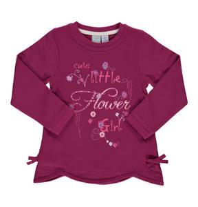 BOB der Bär             Sweatshirt, Print, Schleifen-Detail, für Mädchen
