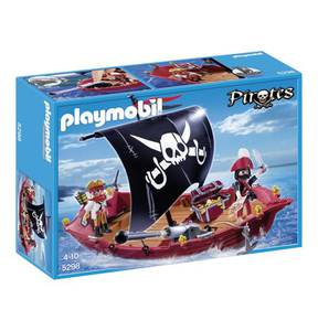 PLAYMOBIL®                Pirates                  Totenkopfsegler 5298
