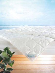 f.a.n. Bettdecke Wash Cotton-Leichtsteppbett, 135 x 200 cm