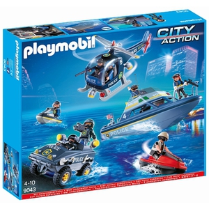 PLAYMOBIL - S.W.A.T. Mega Set - 9043