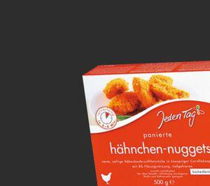Jeden Tag Hähnchen-Nuggets
