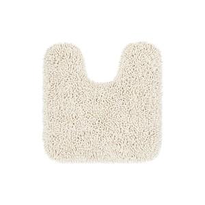 WC-Vorleger Jenny in Natur aus Baumwolle