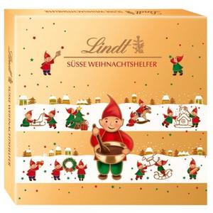 Lindt Süße Weihnachts-Helfer Pralinés 160g 5,31 € / 100g