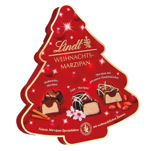 Lindt Weihnachts-Marzipan Selection 175g 4,57 € / 100g