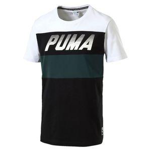 Archive Männer Speed Font T-Shirt