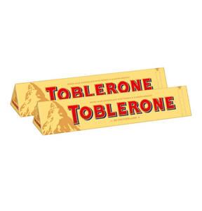 Toblerone             Toblerone Original, 2 mal 360g