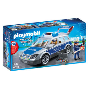 PLAYMOBIL 6920 City Action - Polizeistreife