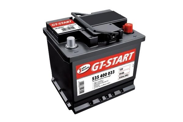 GT-Start Starterbatterie, 56 Ah 480 A