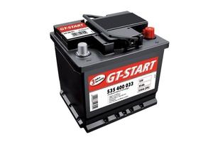 GT-Start Starterbatterie, 53 Ah 470 A