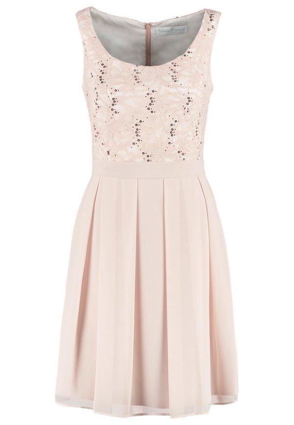 Young Couture by Barbara Schwarzer Cocktailkleid festliches Kleid peach von
