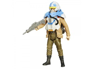 Star Wars Figur B3893 E7 Poe Dameron