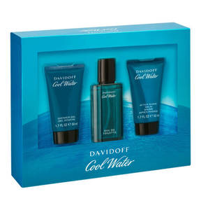Davidoff                Cool Water Man                 Geschenkset
