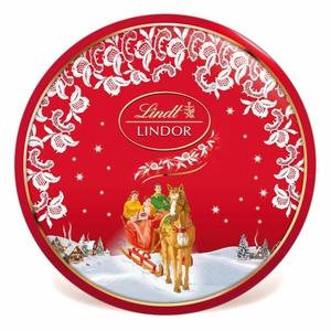 Lindt Lindor Nostalgie Keksdose 350g 36,29 € / 1000g