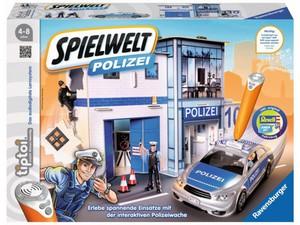 Ravensburger tiptoi® Spielewelt Polizei