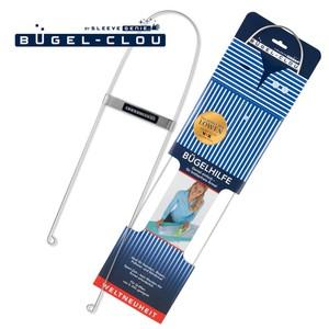Bügelhilfe Bügel-Clou 600mm Edelstahl für Ärmel