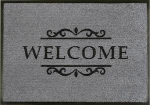"""Akzente Design Schmutzfangmatte """"Welcome"""" (50 x 70 cm)"""
