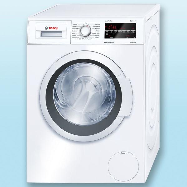 bosch wat 284v0 waschmaschine a 30 von karstadt f r. Black Bedroom Furniture Sets. Home Design Ideas