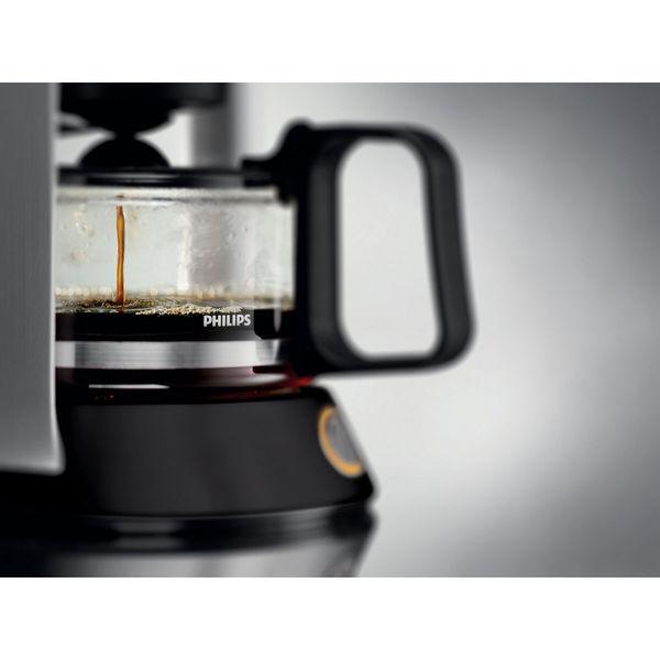 philips kaffeemaschine caf gourmet hd5407 60 schwarz von. Black Bedroom Furniture Sets. Home Design Ideas