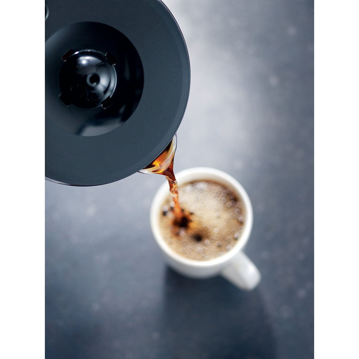 philips kaffeemaschine caf gourmet hd5407 60 schwarz von karstadt ansehen. Black Bedroom Furniture Sets. Home Design Ideas