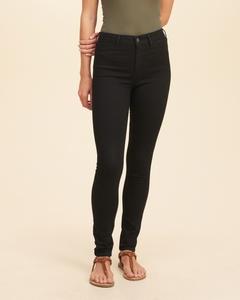 Hollister High Rise Jeans-Leggings