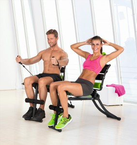swingmaxx Body-Fitnesstrainer 6 in 1