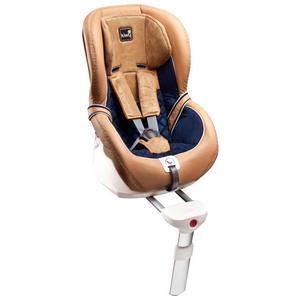 Kiwy Auto-Kindersitz ´´SPF1 DeLuxe´´, blau/siena