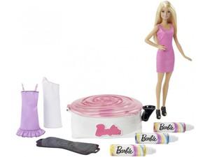 Barbie Spin Art Designer mit Puppe