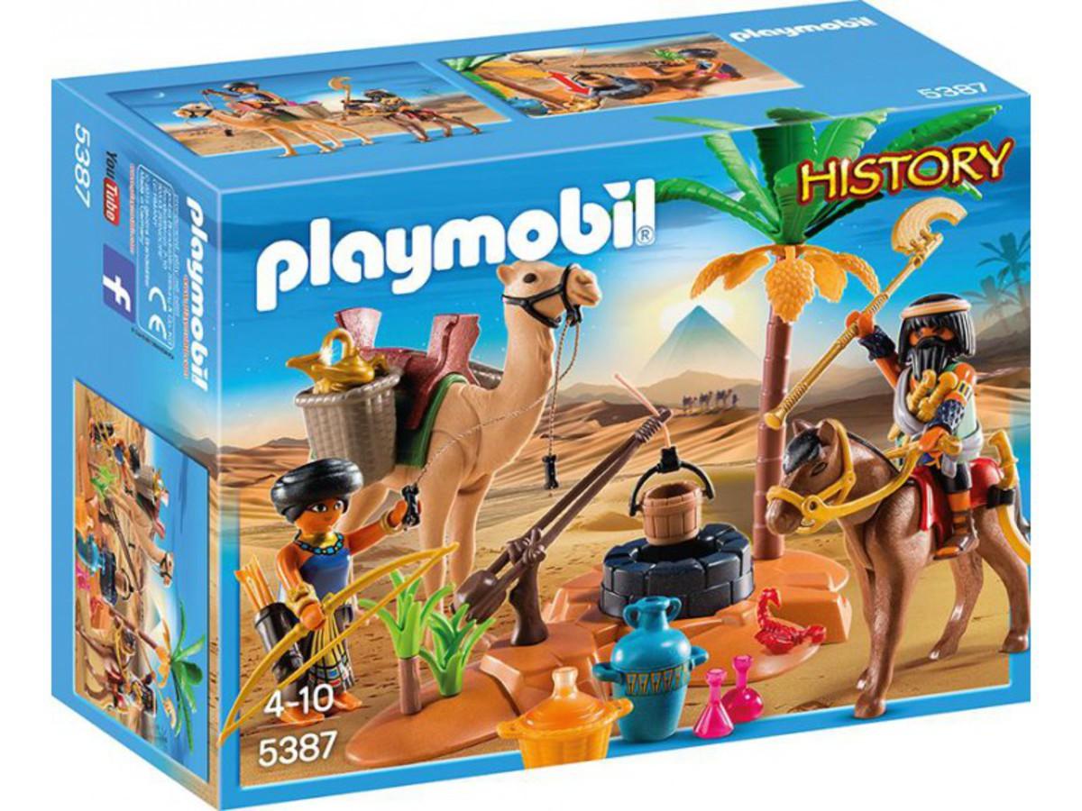 Bild 1 von PLAYMOBIL® 5387 Grabräuber-Lager